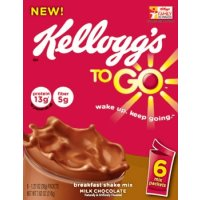 Save $1 on Kellogg's To Go Protein Breakfast Shakes or Special K Protein Shakes