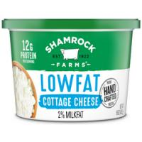 Print a coupon for $2 off two Shamrock Farms Cottage Cheese or Sour Cream products