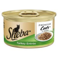 Sheba Cat Food coupon - Click here to redeem