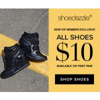BOGO - Buy One Pair of Shoes and Get One Pair Free at ShoeDazzle.com