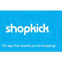 Join ShopKick and earn rewards in-store and online