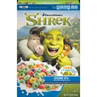 Save $0.75 on any two DreamWorks Cereals