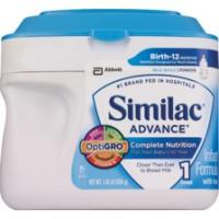 Save $2 on any Similac Large Powder