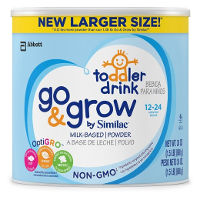 Print a coupon for $4 off Grow + Go by Similac Toddler Drink Mix, 24oz. or larger