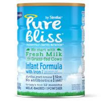 Print a coupon for $6 off Similac Pure Bliss or Organic Powder