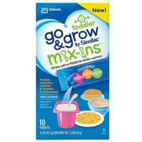 Print a coupon for $4 off Grow + Go by Similac Food Mix-Ins