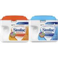 Save $5 on any two Similac Large Powders