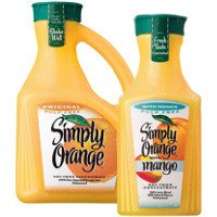 Save $0.75 on any bottle of Simply Orange Juice, any variety at your local Stop and Shop Store