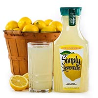 Save $0.75 on any 59 ounce bottle of Simply Juice Drink