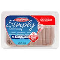 Print a coupon for $0.55 off one package of Land O Frost Simple Delicious Lunchmeat