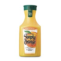 Save $0.75 on Simply Orange Juice