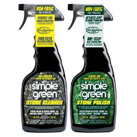 Save $1 on any bottle of Simple Green Stone Cleaner or Polish