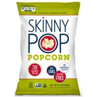 Print a coupon for $1 off a bag of SkinnyPop Ready To Eat Popcorn