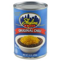 Print a coupon for $0.60 off either one Can of Skyline Chili or one package of Frozen Skyline Chili