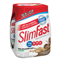 Save $1 on any SlimFast Advanced Nutrition or Original Product