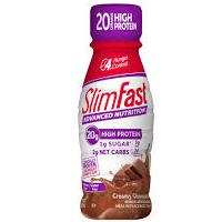 Print a coupon for $1 off one SlimFast Original or Advanced product