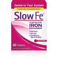Print a coupon for $2 off Slow Fe Slow Release Iron Supplement