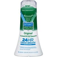 Save $4 on any SmartMouth Dry Mouth Oral Rinse