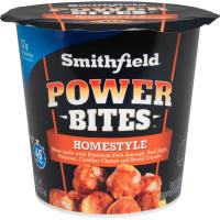 Print a coupon for $1 off a package Smithfield Bacon