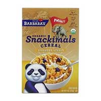 Save $1.50 on any Barbara's Snackimal Cereal - Plus boost your coupon for additional savings