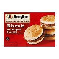 Save $0.75 on any Jimmy Dean Fully Cooked product