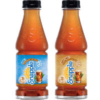 BOGO - Buy one Snapple Straight Up Tea, Get One Free