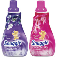Print a coupon for $1 off any two Snuggle products