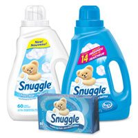 Save $0.50 on any Snuggle product