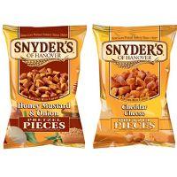 Snyder's of Hanover Pretzel Coupons