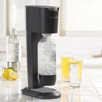 BOGO - Buy a SodaStream Sparkling Water Maker and Get a Free SodaStream Carbonating Bottle Twin Pack