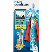 Print a coupon for $5 off any Philips Sonicare For Kids rechargeable toothbrush