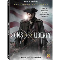 Save $5 on the purchase of Sons of Liberty on DVD
