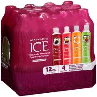 Print a coupon for $1 off one 12 pack of Sparkling Ice
