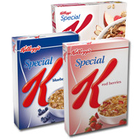 BOGO - Buy any two boxes of Special K Cereal, get one free