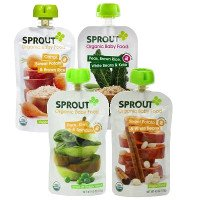 Print a coupon for $1 off any Sprout Organic Baby or Toddler Snack