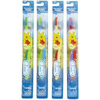 Save $0.50 on one Kids Oral-B, Pro-Health JR, or Pro-Health Stages Manual Toothbrush
