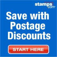 Get  free Postage and Never Go To the Post Office Again with stamps.com