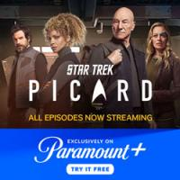 Watch Star Trek, Live Sports and exclusive originals with Paramount+ Try 1 month of Paramount+ Free