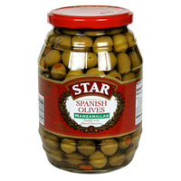Print a coupon for $1 off any one jar of Star Olives