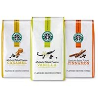Save $2 on any two Starbucks Packaged Coffee products