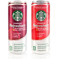 Save $1 on any two 12oz. Starbucks Refreshers