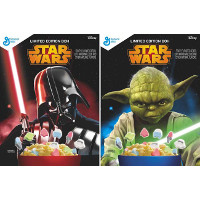 Save $0.75 on one limited edition box of Star Wars Cereal. Which side will you choose?