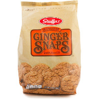 Print a coupon for $0.75 off a bag of Stauffer's Snaps, 14oz or larger