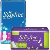 Stayfree coupon - Click here to redeem