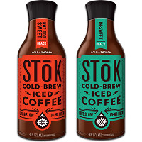 Print a coupon for $1.50 off any 48 oz. bottle of STOK Cold-Brew Iced Coffee