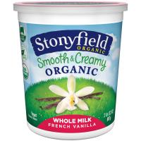 Print a coupon for $1 off one Stonyfield Large Cup Yogurt (24 or 32 ounces)