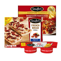 Stouffers coupon - Click here to redeem