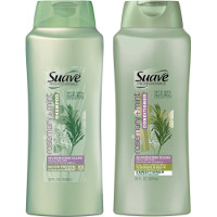 Print a coupon for $1 off one Suave Professionals Green or Silver 28oz. product