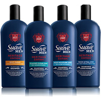 Save $0.50 on any Suave Men Heritage Edition Hair Care Product