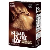 Save $0.50 on one Sugar In The Raw 2 lb. box or 100 ct. packet box